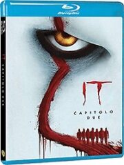 IT – Capitolo Due (Blu Ray)