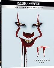 IT – Capitolo Due (Blu Ray 4K+Blu-Ray)