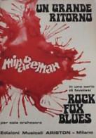Mirageman – Un grande ritorno (spartiti)