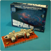 SPACE 1999 Spazio 1999: Aquila NEW ADAM NEW EVE DIE CAST