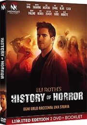 Eli Roth'S History Of Horror Stagione 01 (2 DVD+Booklet)