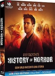 Eli Roth'S History Of Horror Stagione 01 (2 Blu Ray+Booklet)