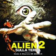 Alien 2 sulla terra (LP coloured)