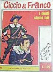 Ciccio & Franco n. 4 (1967) – I pirati siamo noi