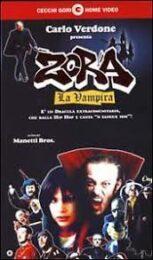 Zora la vampira (VHS)
