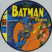 Batman and Robin (Picture LP)