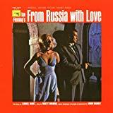 James Bond 007: From Russia With Love – Dalla Russia con amore (CD)