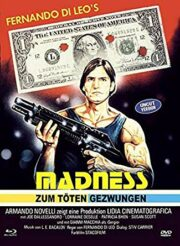 Vacanze per un massacro – Madness [Blu Ray+DVD] Cover C (limited 444)