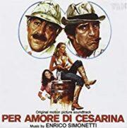 Per amore di Cesarina (CD USATO)