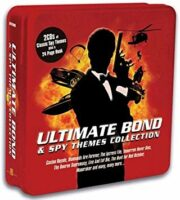 Ultimate Bond & Spy Themes Collection (2 CD – Tin Box)