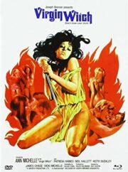 Virgin Witch [Blu Ray+DVD] Cover B LTD 222
