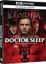 Doctor Sleep (Blu Ray+Blu Ray 4K)