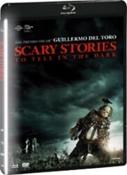 Scary Stories To Tell In The Dark [Blu Ray+DVD]
