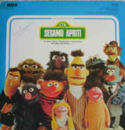 Sesamo Apriti (Sesame Street) (LP)