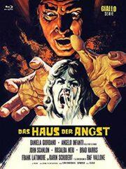 Casa della paura, La [Blu Ray+DVD] Cover A (limited 333)