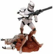 Star Wars Unleashed Action Figure Clone Trooper