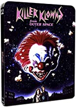 Killer klowns from outer space (Blu Ray STEELBOOK)