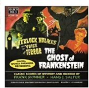 Universal's Classic Scores Of Mystery And Horror (CD OFFERTA)
