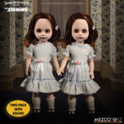 Living Dead Dolls SHINING TALKING GRADY TWINS