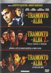 Dal tramonto all'alba trilogia (3 DVD)