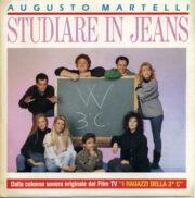 """Studiare in Jeans – Dalla colonna sonora originale de """"I Ragazzi della Terza C"""" (45 giri)"""