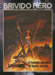 Brivido Nero – Periodico mensile di Fanta-orrore (anno 1 – n.1)