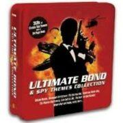 Ultimate Bond & Spy Themes Collection (2 CD TIN BOX)