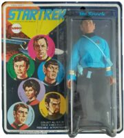 Star Trek: Mr Spock – Action Figure by Mego Corp (1974)