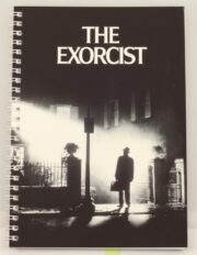 The Exorcist: Movie Poster Spiral Notebook