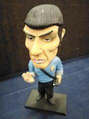 Star Trek – Dr. Spock BIG HEAD