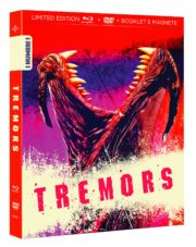 Tremors (Blu-Ray+Dvd) Limited edition