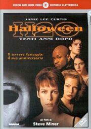 Halloween H20 – Venti anni dopo (Cecchi Gori)