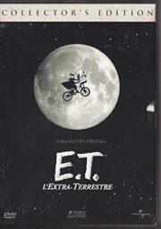E.T. l'extraterrestre (Collector edition 3DVD + cartoncino esterno)