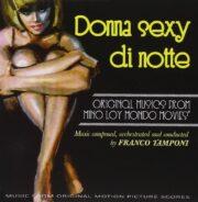 Donna sexy di notte  (CD)