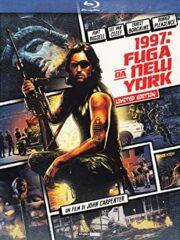 1997 – Fuga da New York – Limited edition comic cover (BLU-RAY)