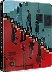 Parasite (2019) Blu Ray STEELBOOK