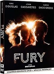 Fury (Limited Edition) DVD+Booklet