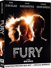 Fury (Limited Edition) Blu Ray+Booklet