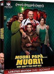 Muori Papà, Muori! (Limited Edition) DVD+Booklet