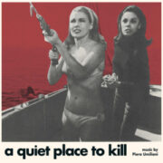 A quiet place to kill – Paranoia (vinile 10″)