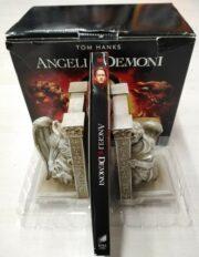 Angeli e demoni – Edizione limitata con 2 statue fermalibri