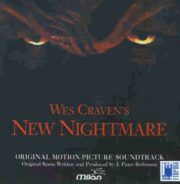 Wes Craven's New Nightmare (Original Motion Picture Soundtrack) (CD)