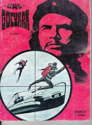 """Che Guevara – Sbarco a Cuba (fumetto – Collana """"Hombre"""")"""