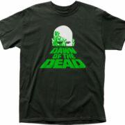 Dawn of the Dead Zombi T-SHIRT (XL)