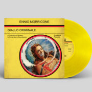 Giallo Criminale Limited Yellow Vinyl