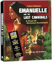 Emanuelle e gli ultimi cannibali (Blu-Ray+CD)