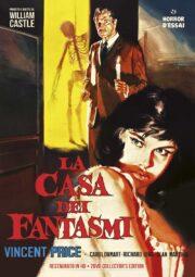 Casa Dei Fantasmi, La (1959) Restaurato In Hd (2 Dvd+Poster)