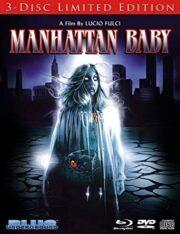 Manhattan baby (Blu Ray+DVD+CD)