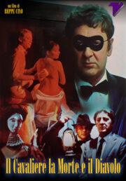 IL CAVALIERE, LA MORTE E IL DIAVOLO LTD DVD+Poster