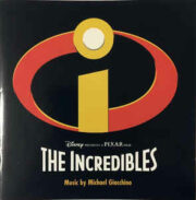 The Incredibles – Soundtrack (CD)